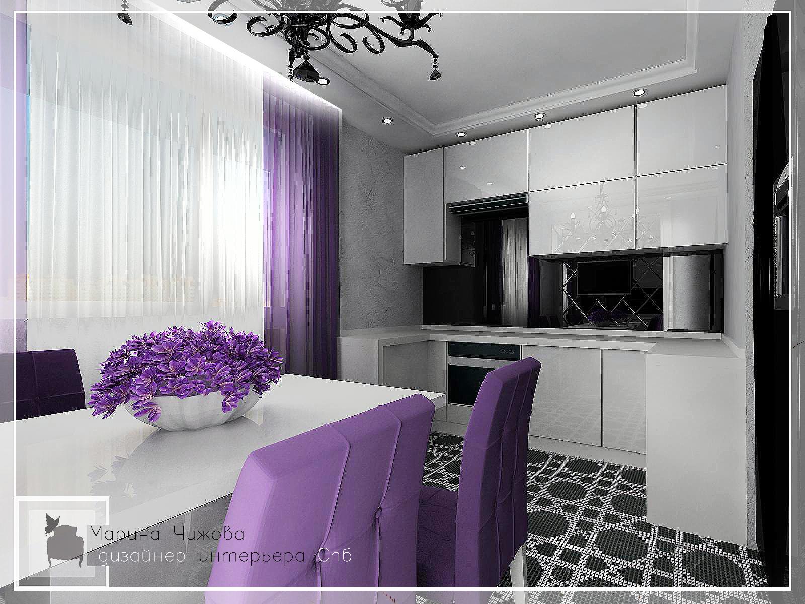 Дизайн кухни. Красивые кухни