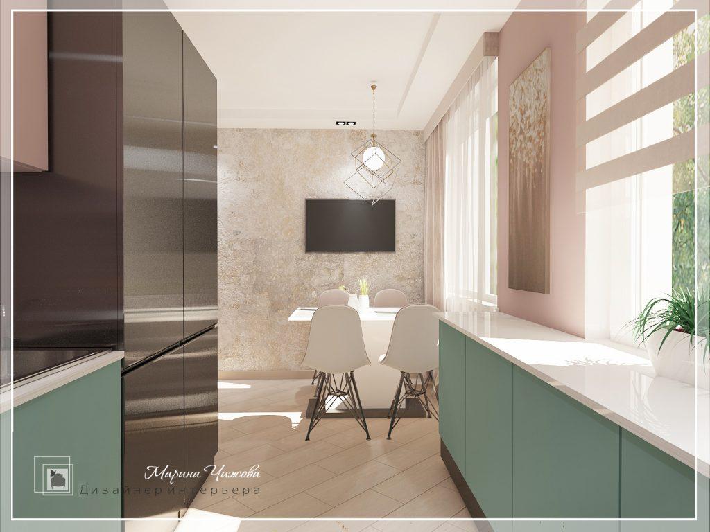 Кухня 504 серия