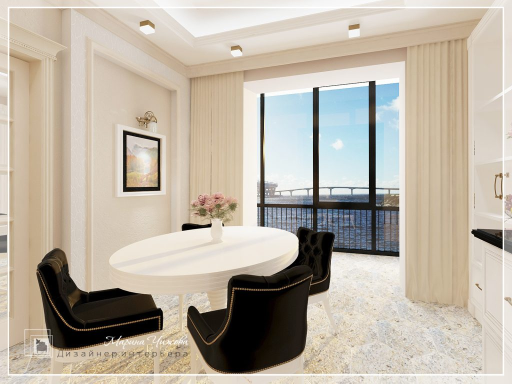 Вид из окна в дизайне интерьера