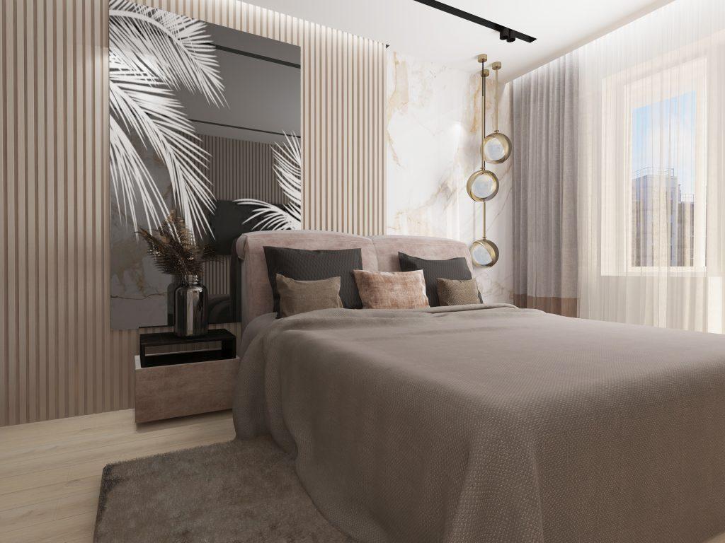 Дизайн спальня